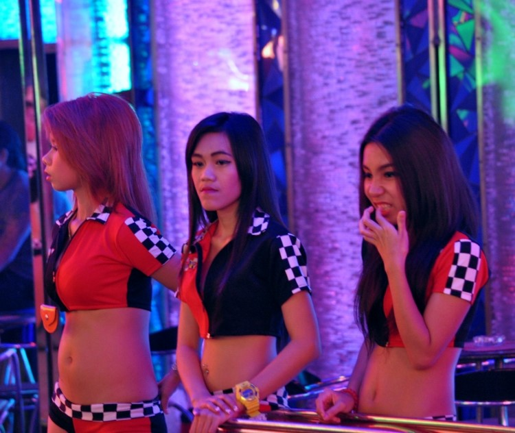 Phuket Bar Girls