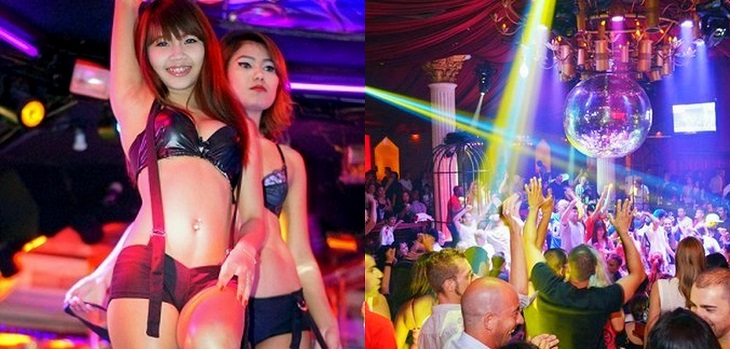 Go-Go-in-Pattaya